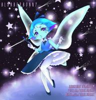 Aquamarine by BlubberBunny