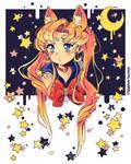 Sailor Moon Redraw