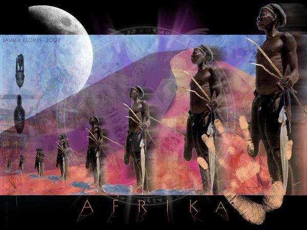 Afrika by latinbassist
