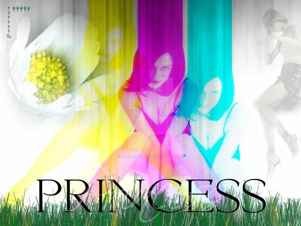 Princess by latinbassist