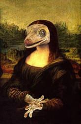 Harley Quinn-Mona Lisa Impression -1234 by creative1978