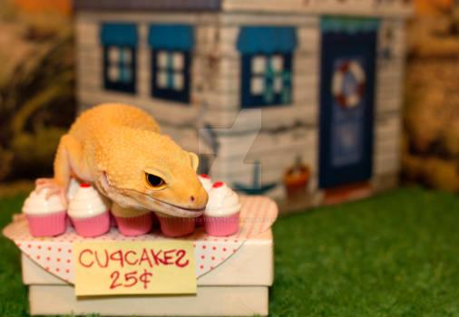 Lucille's Bake Sale - 1161