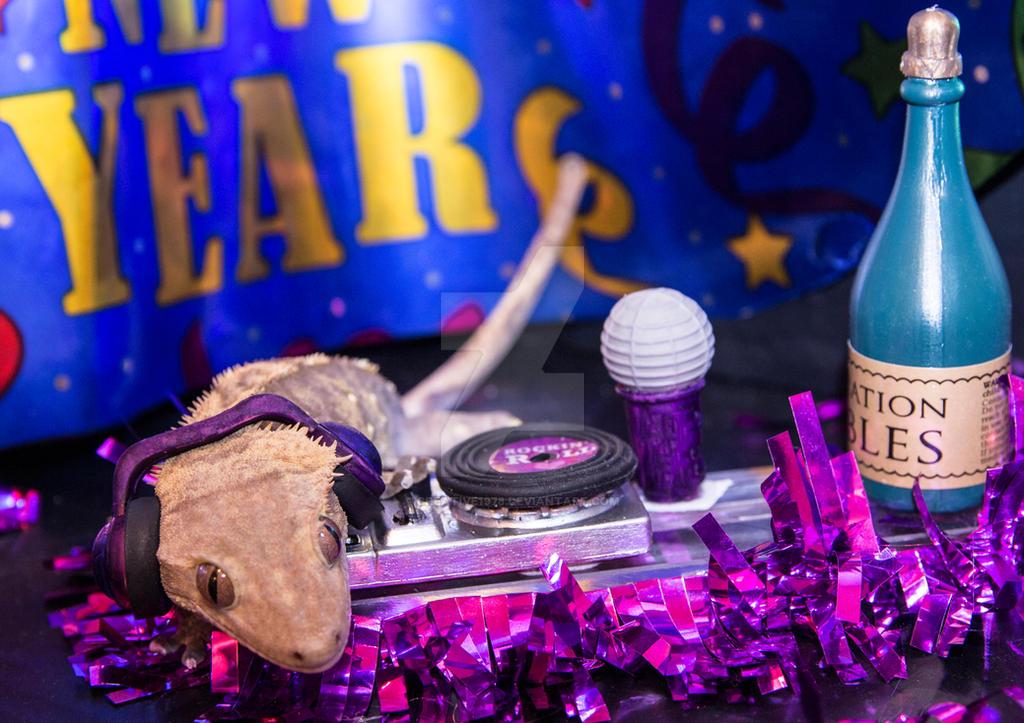 Fabio - New Years Party DJ - 3300 by creative1978