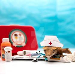 Nurse Velvet - 2021 - 8860
