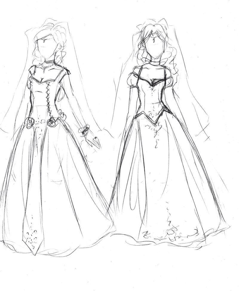 Womens Wedding Dresses in Monique Lhuillier Bridal Fall Winter