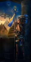 Sci Fi Cleopatra