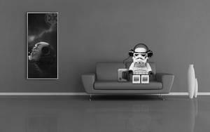 Stormtrooper by Kveldsvanger