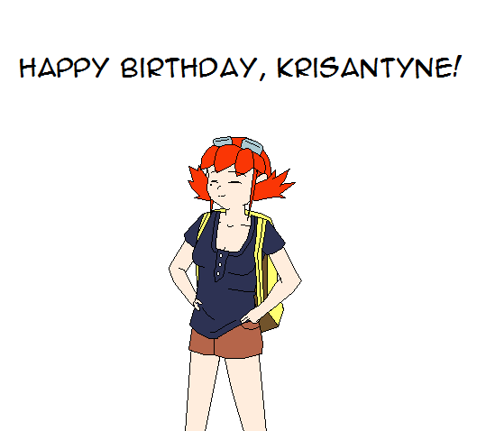 Happy Birthday! by JustSewaddlingAway