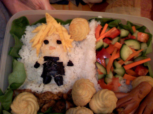 cloud obento by AhouRippoutai