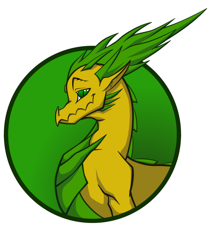 Ze Pineapple Dragon by steamrider5