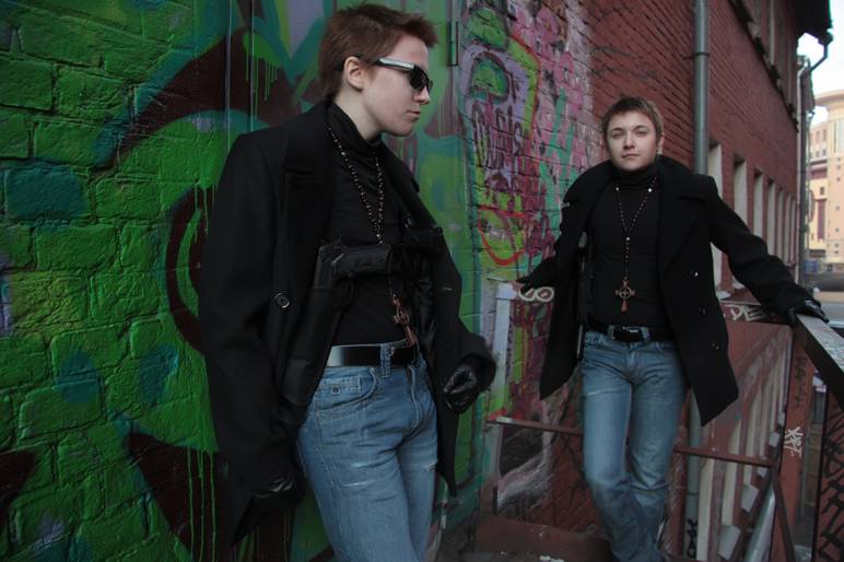Boondock saints cosplay - 10 by Gregory-Welter