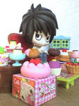 Nendoroid L and his sweets