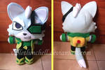 Wolf O'Donnell plushie