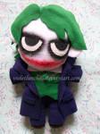 Batman Joker plushie