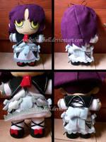 Sora no Kiseki Renne plushie by VioletLunchell