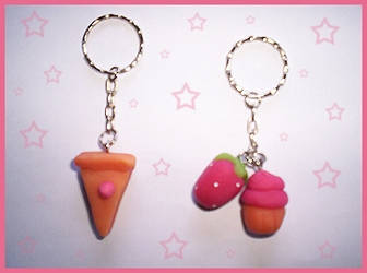 more cute keychains