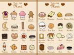 cute menu - new version