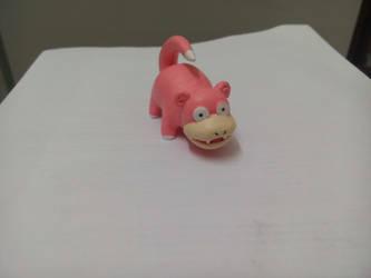 Pokemon - Slowpoke by perforator2012