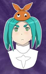 Tsukimonogatari - Yotsugi doll