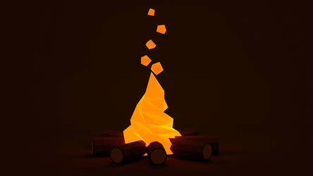Bonfire by perforator2012