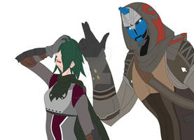 Destiny || Hunter Guardians || [2021]