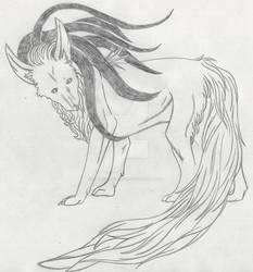 Fantasy Wolf || [2021]