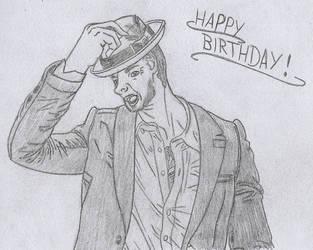 WWE ||Happy Birthday, Happy Corbin! || [2021]