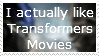 I Actually like Transformers Movies... by LightningBlast114