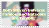 Both SU Fandom and Hatedom... by LightningBlast114