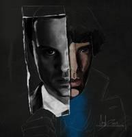 Sherlock: Two Halves. by superfizz