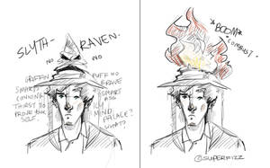 Sherlock/HP: Sorting Hat Glitches. by superfizz
