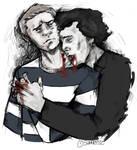 Vampire!Sherlock