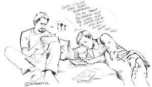 Stony: Art Lessons by superfizz