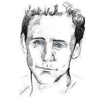 hiddleston by superfizz