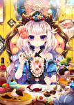 Princess' afternoon tea