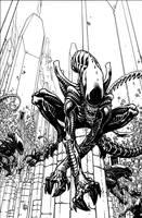 Alien Cover1 by Spacefriend-KRUNK