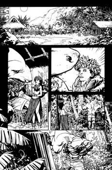 Secret Six page 1