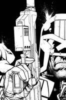 IDW Judge Dredd Promo by Spacefriend-KRUNK