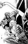 Judge Dredd cover 2
