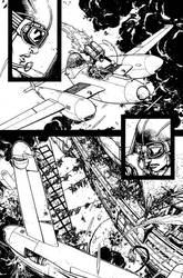 Wild Blue Yonder Issue 3 Page 21