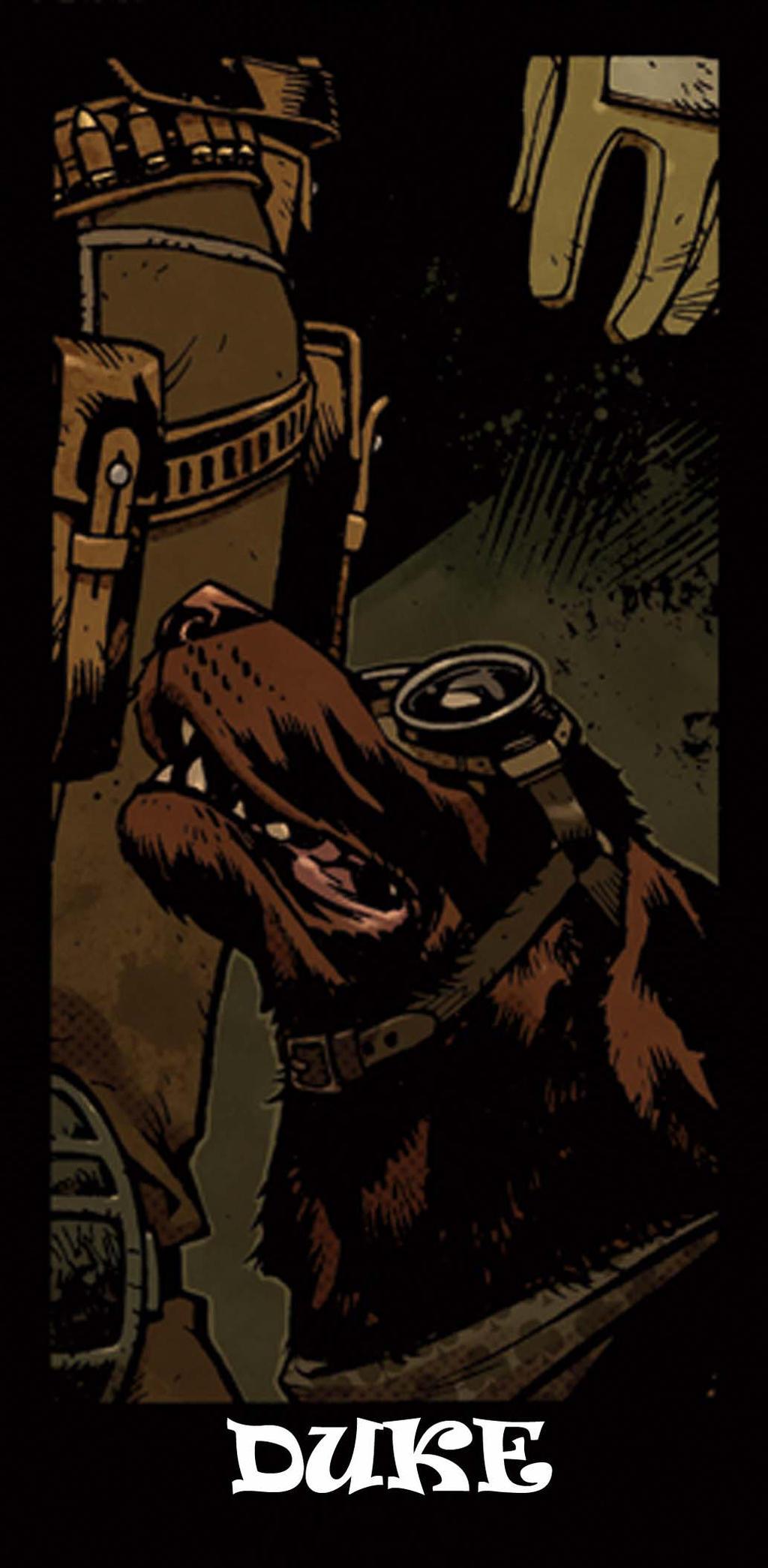 Duke as Critter by Spacefriend-KRUNK