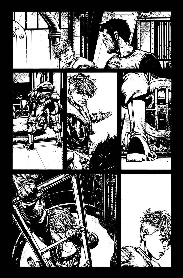 Wild Blue Yonder Issue 3 Page 12 by Spacefriend-KRUNK