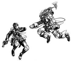 Scram Promo by Spacefriend-KRUNK