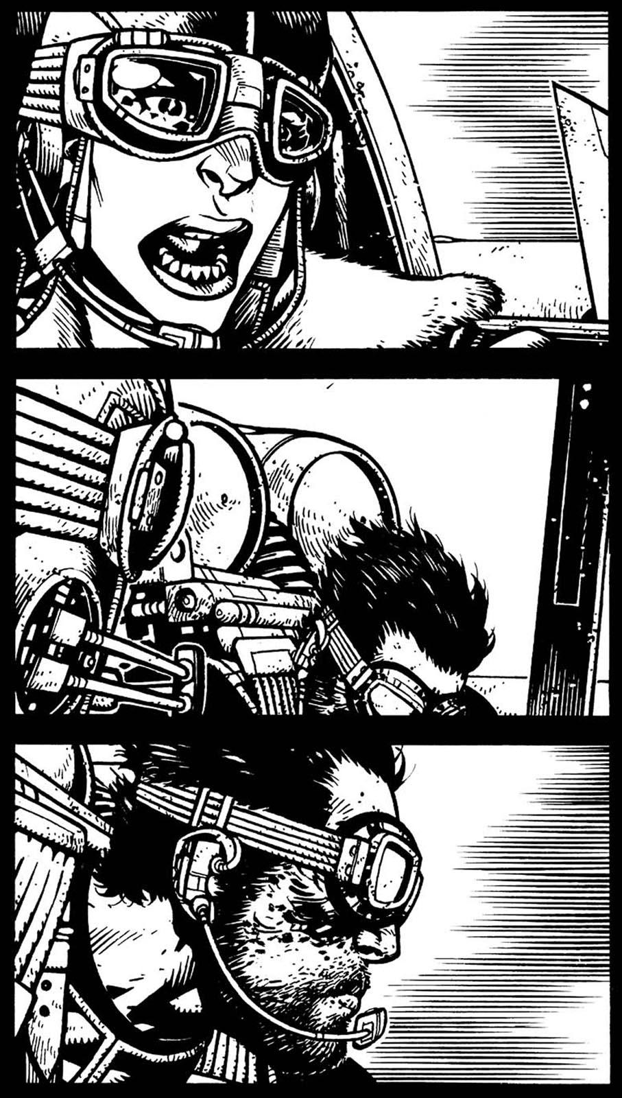 Wild Blue Yonder Issue 5 Crop C  by Spacefriend-KRUNK