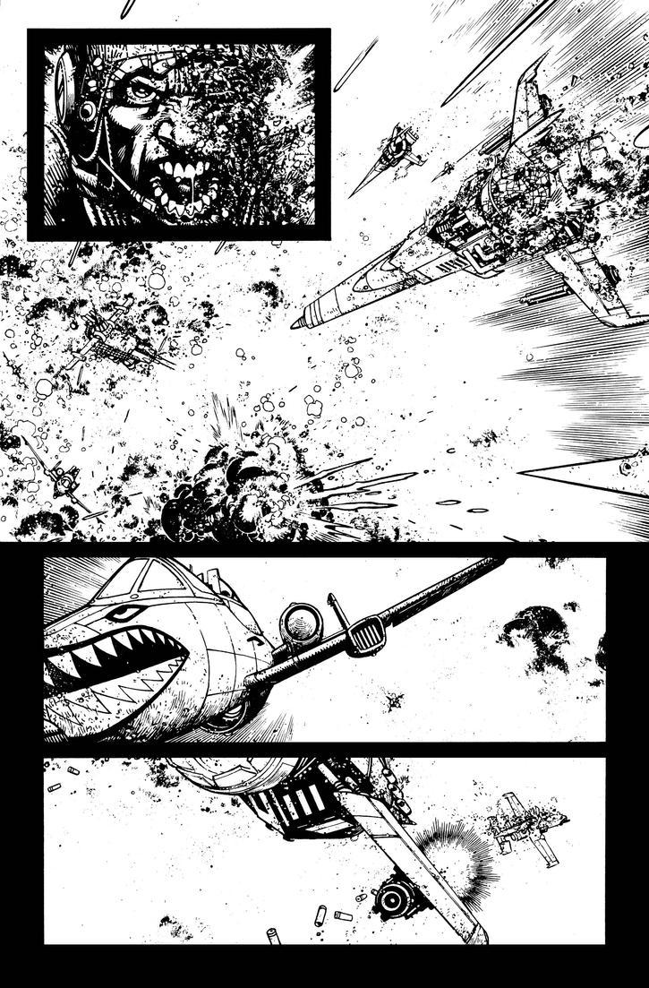 Wild Blue Yonder Issue 6 Page 3 by Spacefriend-KRUNK