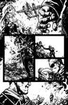 Wild Blue Yonder Issue 6 Page 22 Inks