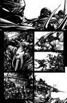 TMNT Page 4 Inks