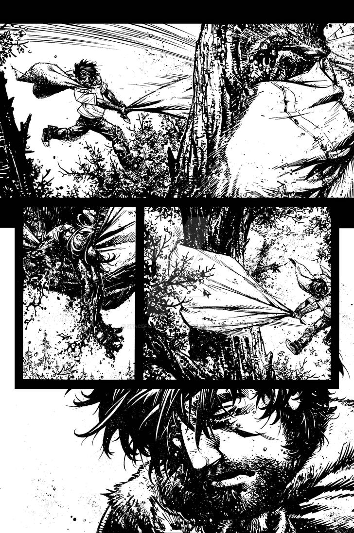 Cape 2 Issue #2 page 20 ink low res by Spacefriend-KRUNK