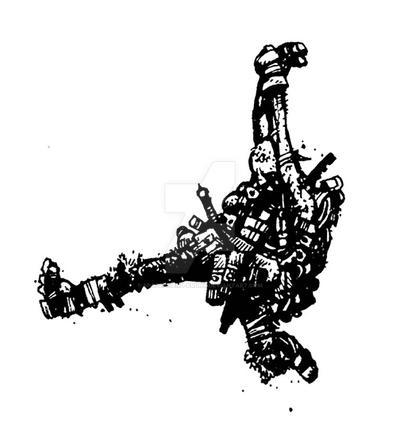 Pirate 2 Inks by Spacefriend-KRUNK