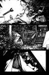 The Cape: Fallen page 22 inks